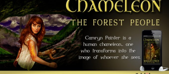 ⭐️ New Series Blog Tour: The Forest People by Maggie Lynch