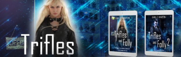 🎧 Audio Series Blog Tour: Trifles and Folly by Gail Z. Martin
