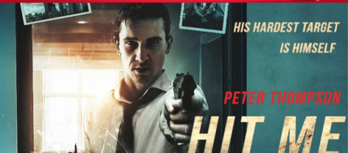 ⭐️ New Blog Tour: Hit Me by Peter J. Thompson