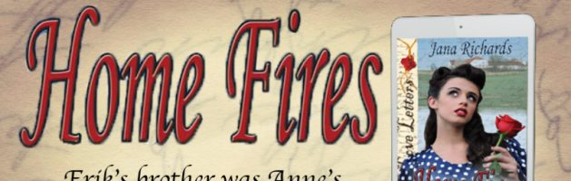 🎧 Audio Blog Tour: Home Fires by Jana Richards