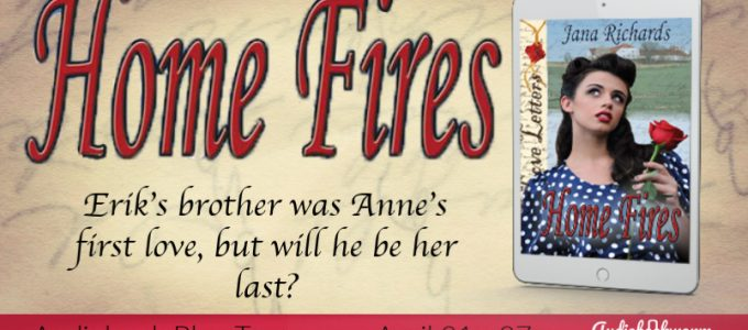 ⭐️ New Blog Tour: Home Fires by Jana Richards