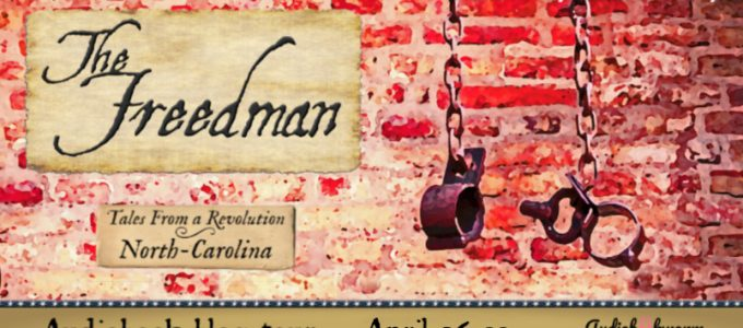 ⭐️ New Blog Tour: The Freedman by Lars D. H. Hedbor