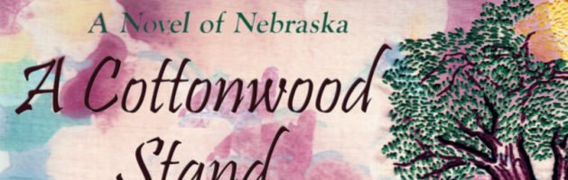 🎧 Audio Blog Tour: A Cottonwood Stand by Chuck Redman