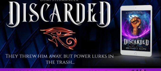⭐️ New Blog Tour: Discarded by Michael J. Allen