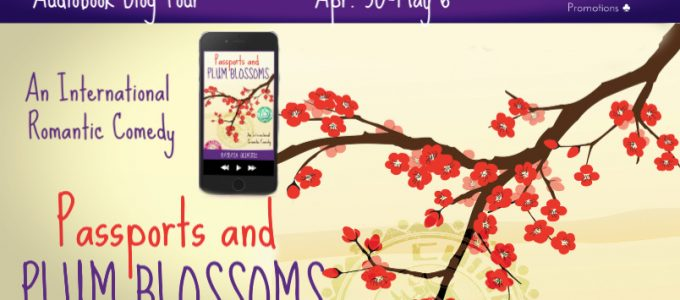 ⭐️ New Blog Tour: Passports and Plum Blossoms by Barbara Oliverio