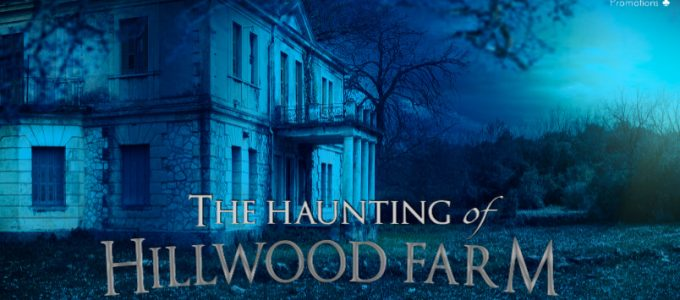 ⭐️ New Audio Blog Tour: The Haunting of Hillwood Farm by Kathryn Knight