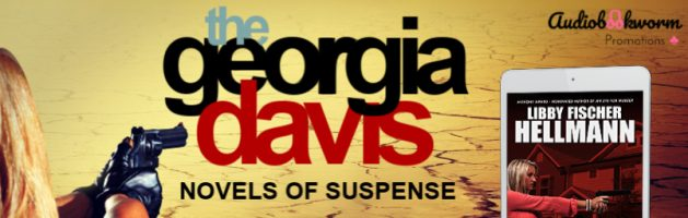 ⭐️ New Audio Series Blog Tour: The Georgia Davis P.I. Series by Libby Fischer Hellmann