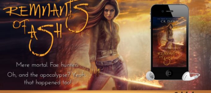 ⭐️ New Audio Tour: Remnants of Ash by C.K. Dawn
