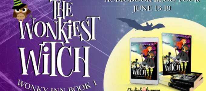 ⭐️ New Blog Tour: The Wonkiest Witch by Jeannie Wycherley