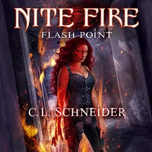 Flash Point by C.L. Schneider
