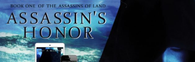 🎧 Audio Blog Tour: Assassin's Honor by Gail Z. Martin
