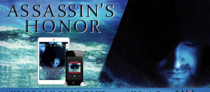 ⭐️ New Audio Tour: Assassin's Honor by Gail Z. Martin