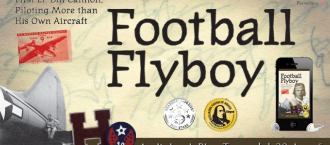 ⭐️ New Audio Tour: Football Flyboy by Lisa Reinicke