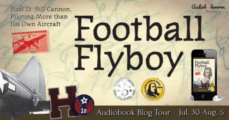 Audiobook Blog Tour: Football Flyboy by Lisa Reinicke