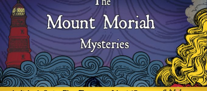 ⭐️ New Audio Series Blog Tour: The Mount Moriah Mysteries by Mindy Quigley