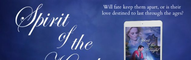 🎧 Audio Blog Tour: Spirit of the Knight by Debbie Peterson