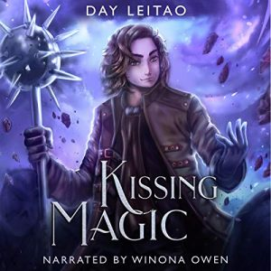 Kissing Magic by Day Leitao