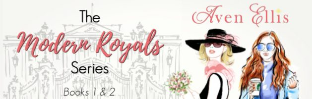 🎧 Audio Blog Series Tour: Modern Royals by Aven Ellis