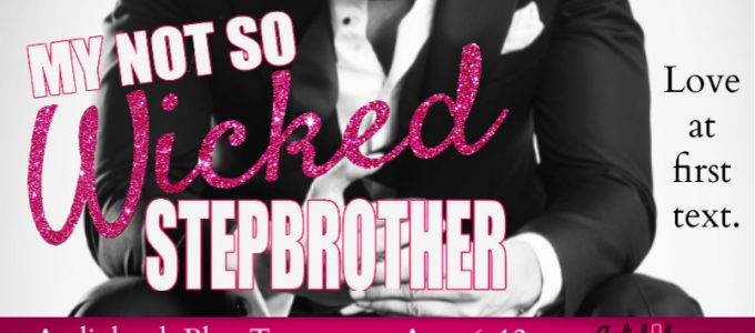 ⭐️ New Audio Tour: My Not So Wicked Stepbrother by Jennifer Peel