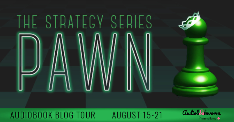 Audiobook Blog Tour: Pawn by J.C. Ahern