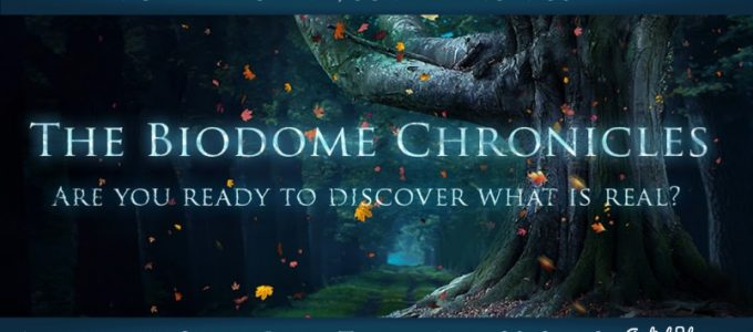 ⭐️ New Audio Series Tour: The Biodome Chronicles by Jesikah Sundin