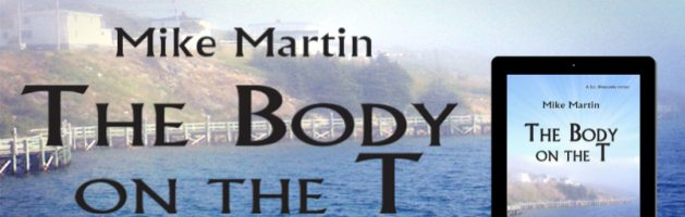 ⭐️ New Audio Tour: The Body on the T by Mike Martin