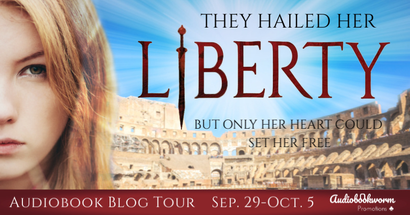 Audiobook Tour: Liberty by Kim Iverson Headlee