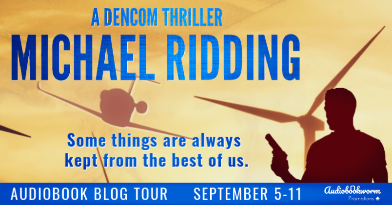 Audiobook Tour: Michael Ridding by S.T. Hoover