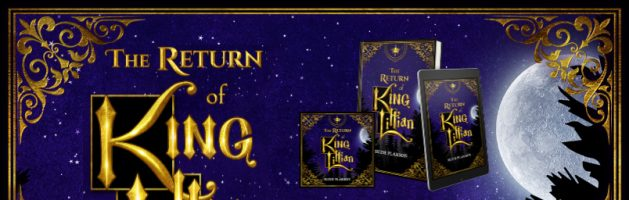 🎧 Audio Blog Tour: The Return of King Lillian by Suzie Plakson
