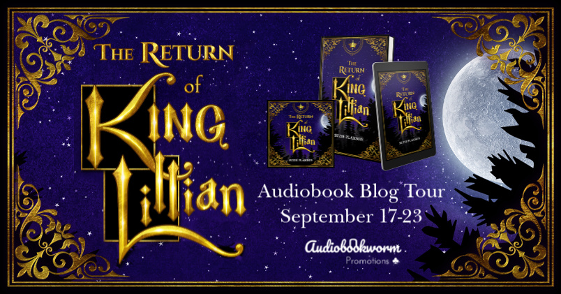 Audiobook Tour: The Return of King Lillian by Suzie Plakson