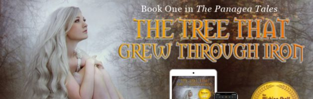 🎧 Audio Blog Tour: The Tree That Grew Through Iron by McKenzie Austin