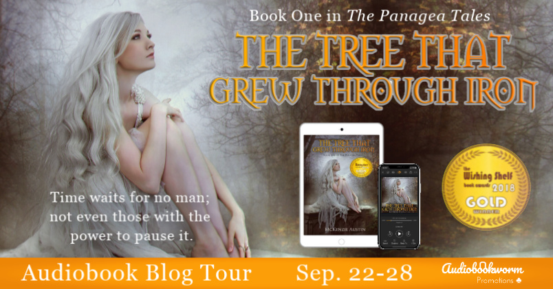 Audiobook Tour: The Tree That Grew Through Iron by McKenzie Austin