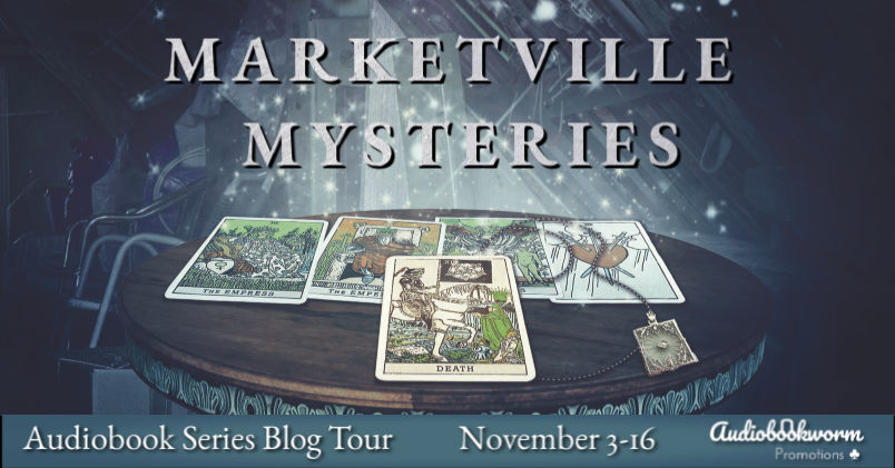 Audiobook Series Tour: Marketville Mysteries by Judy Penz Sheluk