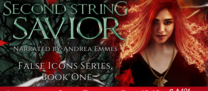 ⭐️ New Audio Tour: Second String Savior by Rick Gualtieri & R.E. Carr