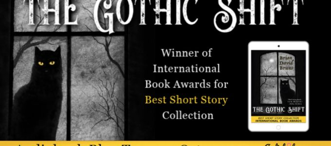 ⭐️ New Audio Tour: The Gothic Shift by Brian David Bruns