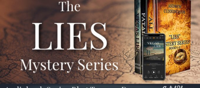 ⭐️ Audio Series Blog Tour: Lies by Andrew Cunningham