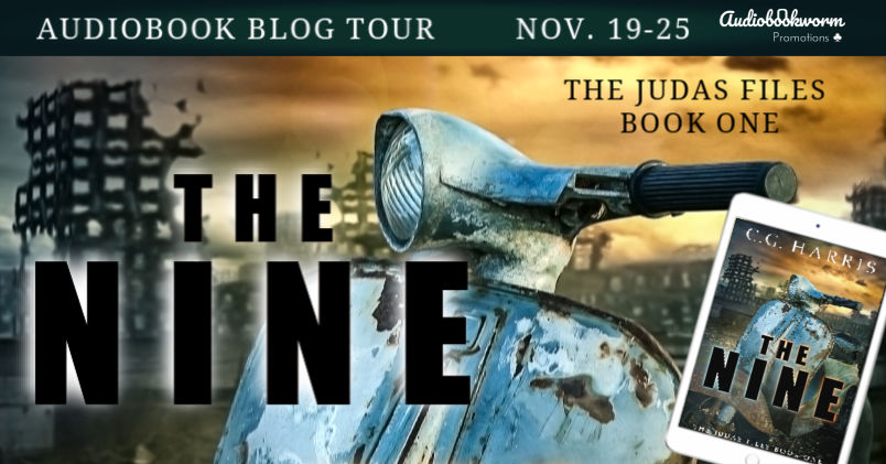 Audiobook Tour: The Nine by C.G. Harris
