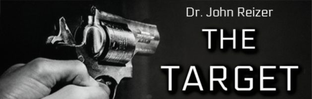 🎧 Audio Blog Tour: The Target List by Dr. John Reizer