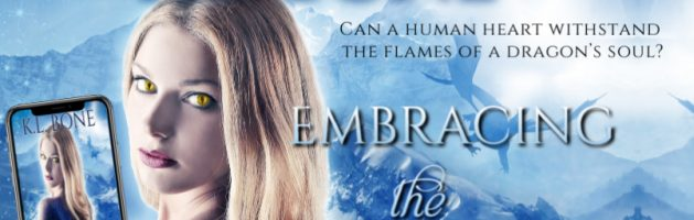 🎧 Audio Blog Tour: Embracing the Dragon by K.L. Bone
