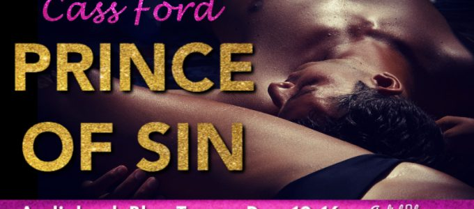 ⭐️ New Audio Tour: Prince of Sin by Cass Ford