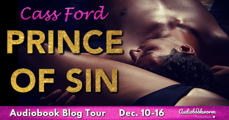 Audiobook Tour: Prince of Sin by Cass Ford