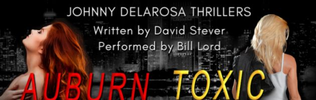 🎧 Audio Blog Series Tour: The Delarosa Series by David Stever