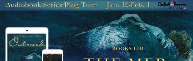 🎧 Audio Series Tour: The Mer Chronicles by Errin Stevens