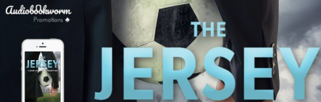 🎧 Audio Blog Tour: The Jersey by James Rosenberg