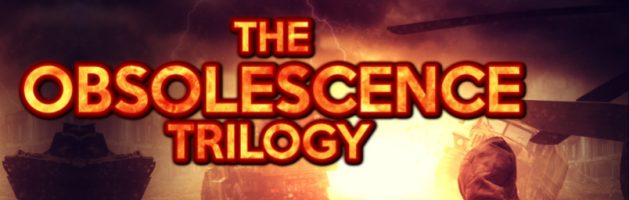 ⭐️ New Audio Series Tour: The Obsolescence Trilogy by Chris Muhlenfeld