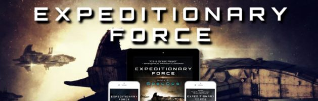 🎧 Audio Series Tour: Expeditionary Force by Craig Alanson