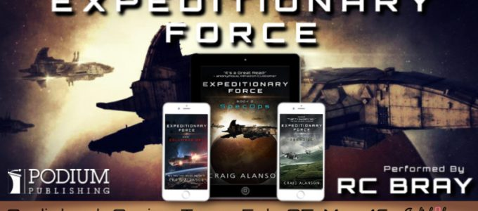 ⭐️ New Audio Series Tour: Expeditionary Force by Craig Alanson