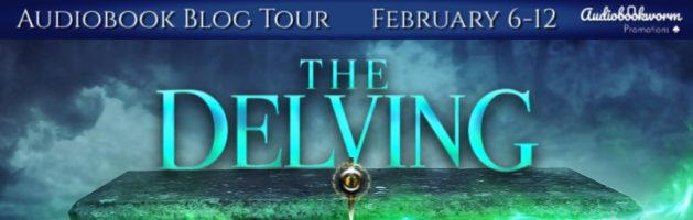 🎧 Audio Blog Tour: The Delving by Aaron Bunce