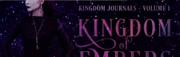 🎧 Audio Blog Tour: Kingdom of Embers by Tricia Copeland