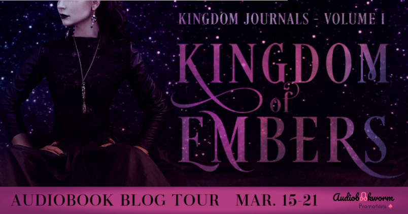 Audiobook Blog Tour: Kingdom of Embers by Tricia Copeland